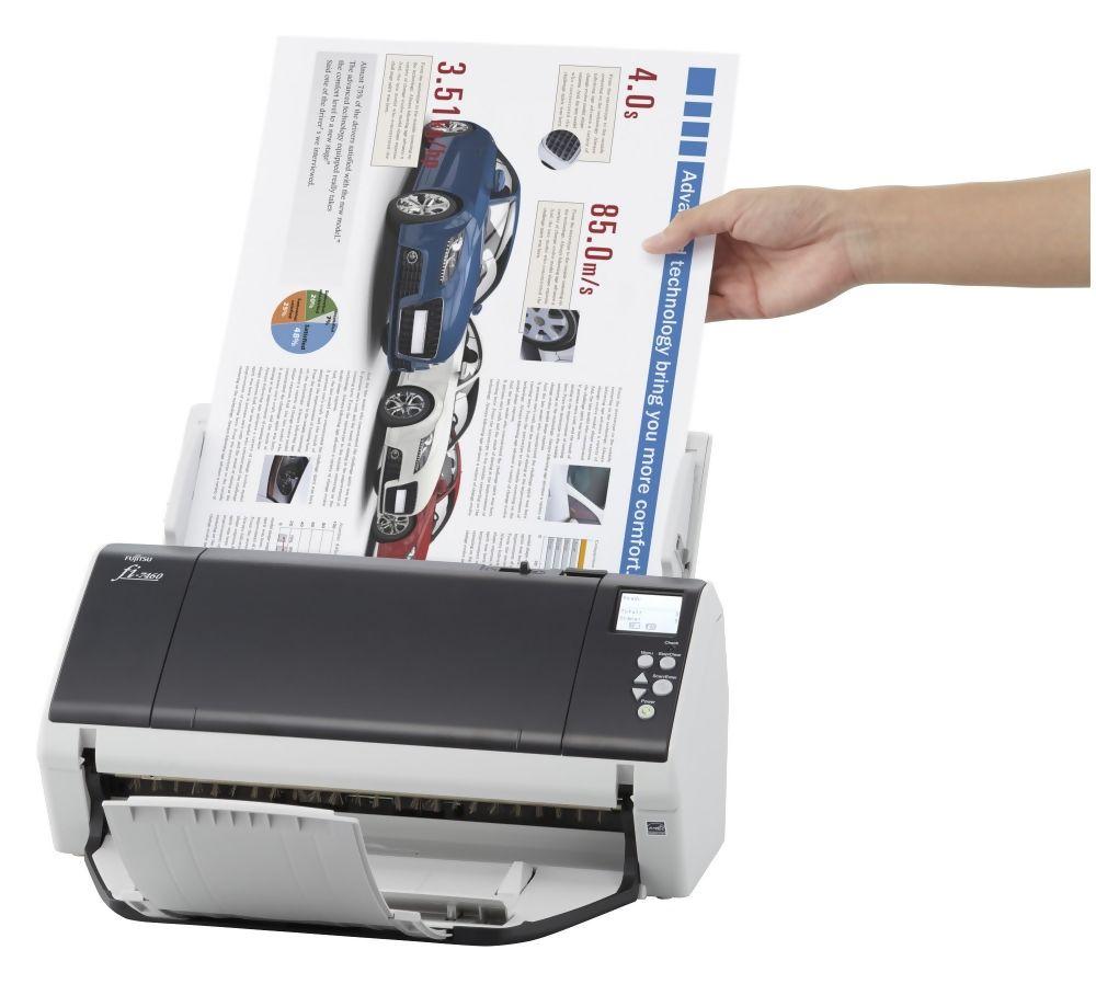 Fujitsu fi-7480 A3 Scanner