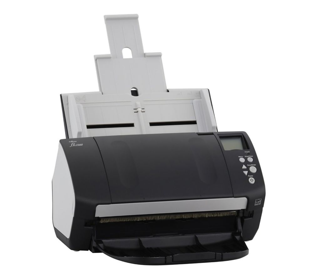 Fujitsu fi-7180 & fi-7280 Desktop Scanners