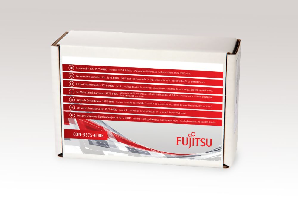 Consumable Kit for Fujitsu CON-3575-6000K
