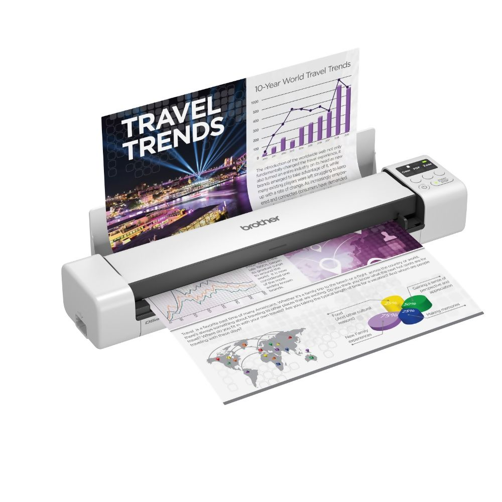 Brother DS-940DW Portable Scanner