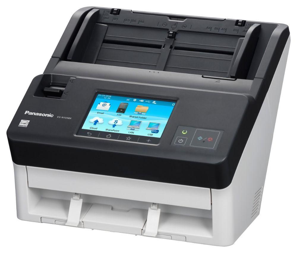 Ex-Display Panasonic KV-N1058X-U Network Scanner