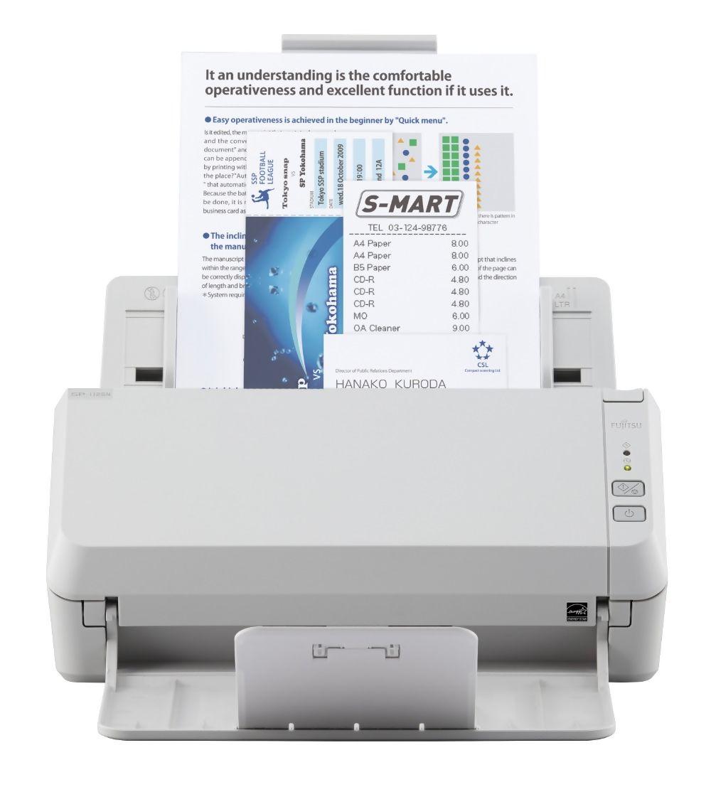 Fujitsu SP-N Range Document Scanners
