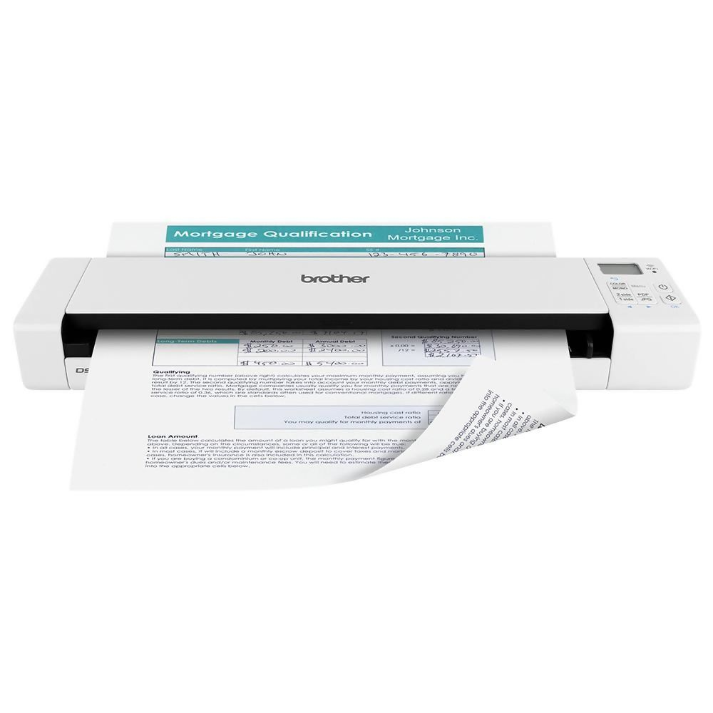 Brother DS-920DW Portable WiFi Scanner