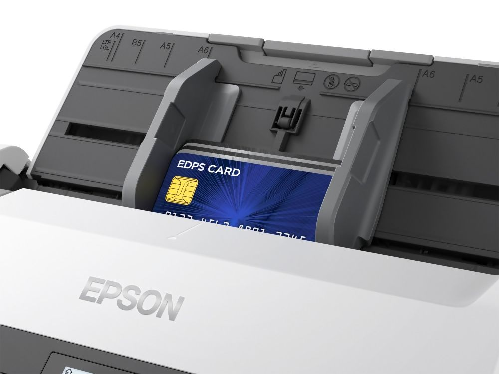 Epson WorkForce DS-870N Network Scanner