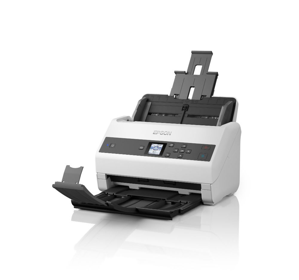 Epson Workforce DS-730N Network Scanner