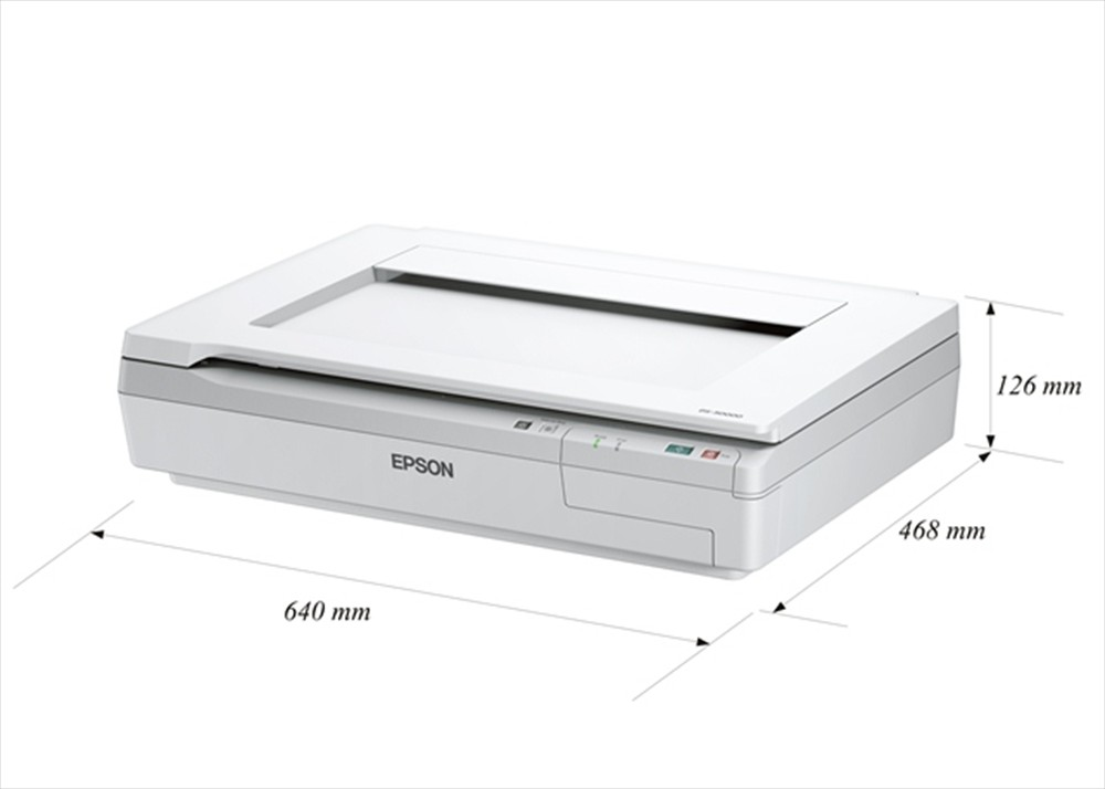 Epson Workforce DS-50000 Flatbed Scanner Image 2