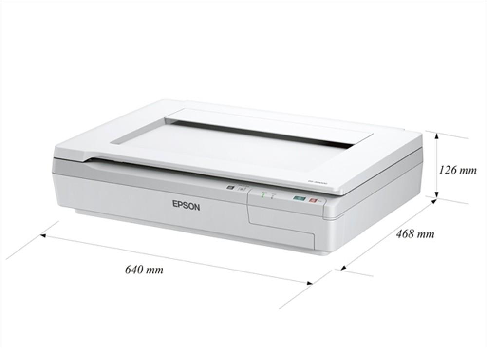 Epson Workforce DS-50000 Flatbed Scanner Image 2