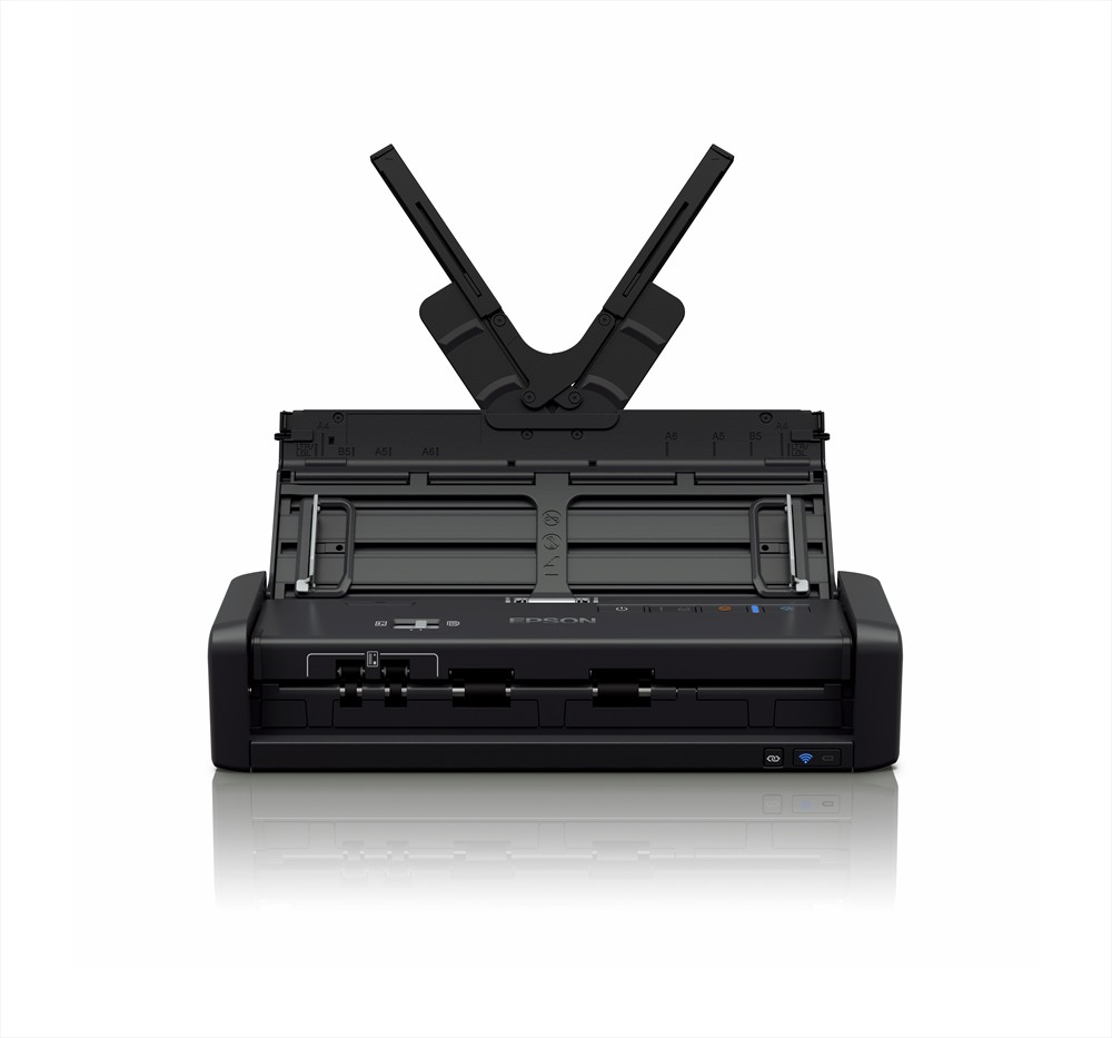 Epson WorkForce DS-360W Mobile Scanner Image 2