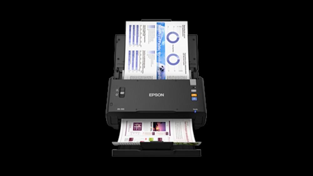 Epson Workforce DS-510 scanner 2
