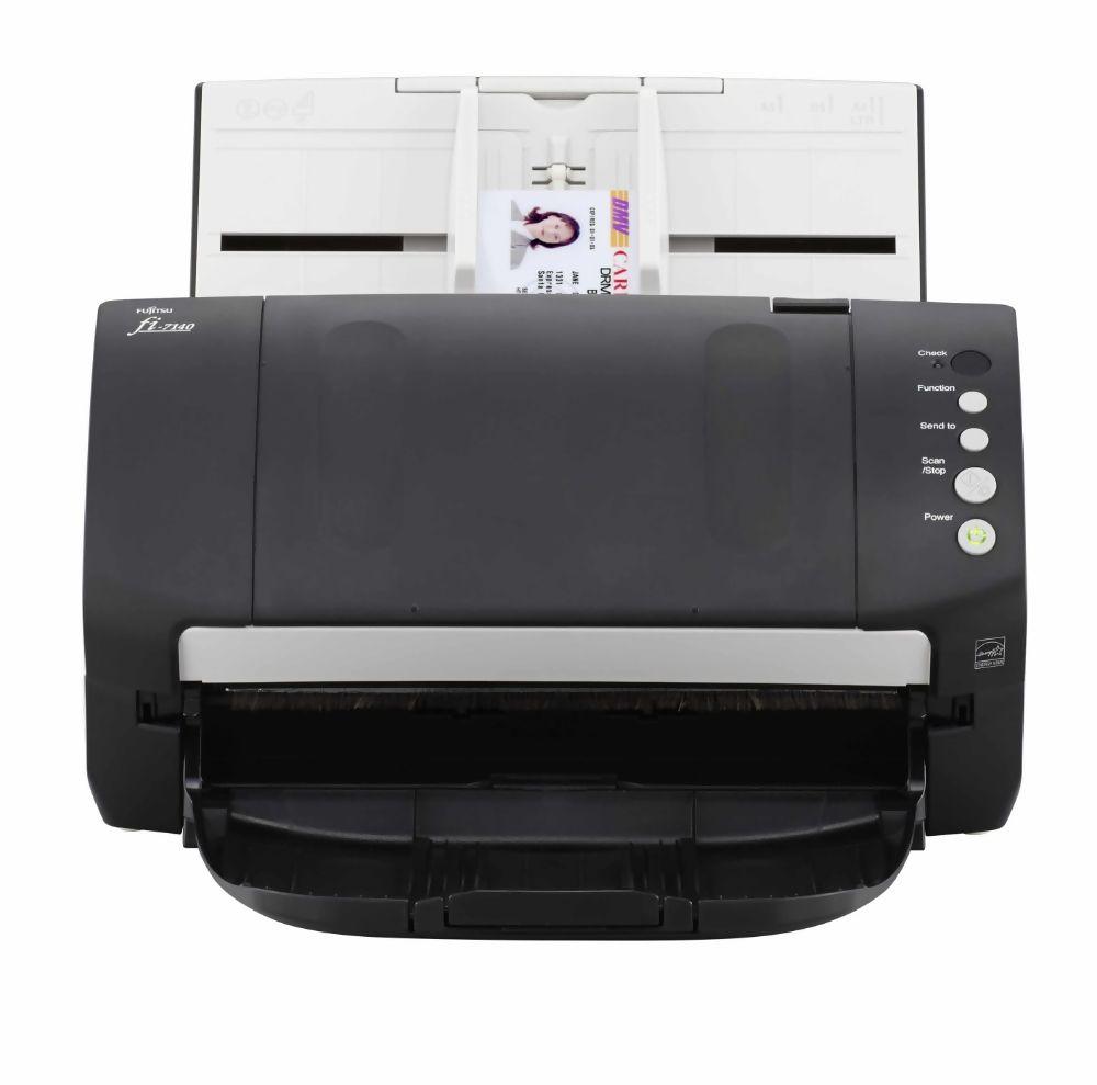 Fujitsu fi-7140 | Fujitsu fi-7240 Desktop Scanners
