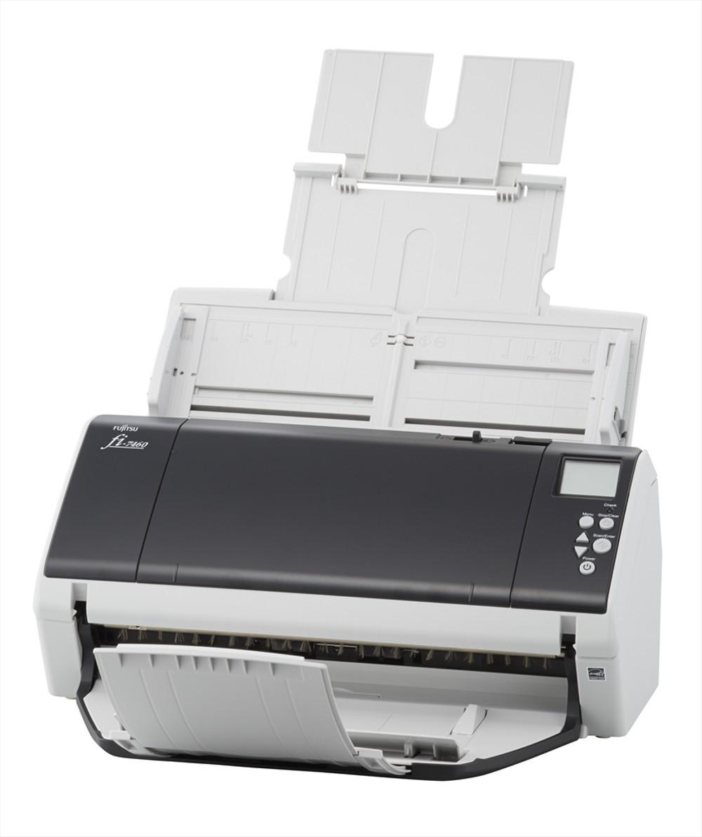 Fujitsu image scanner fi-7460 image 2