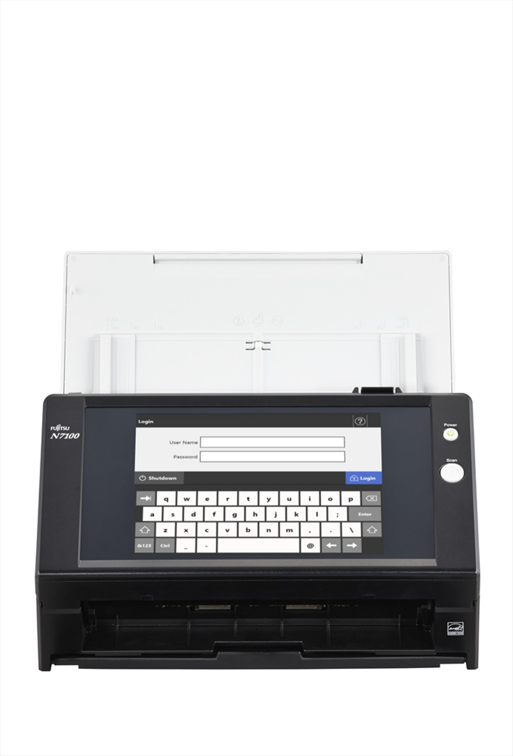 Fujitsu N7100 Scanner Image 3