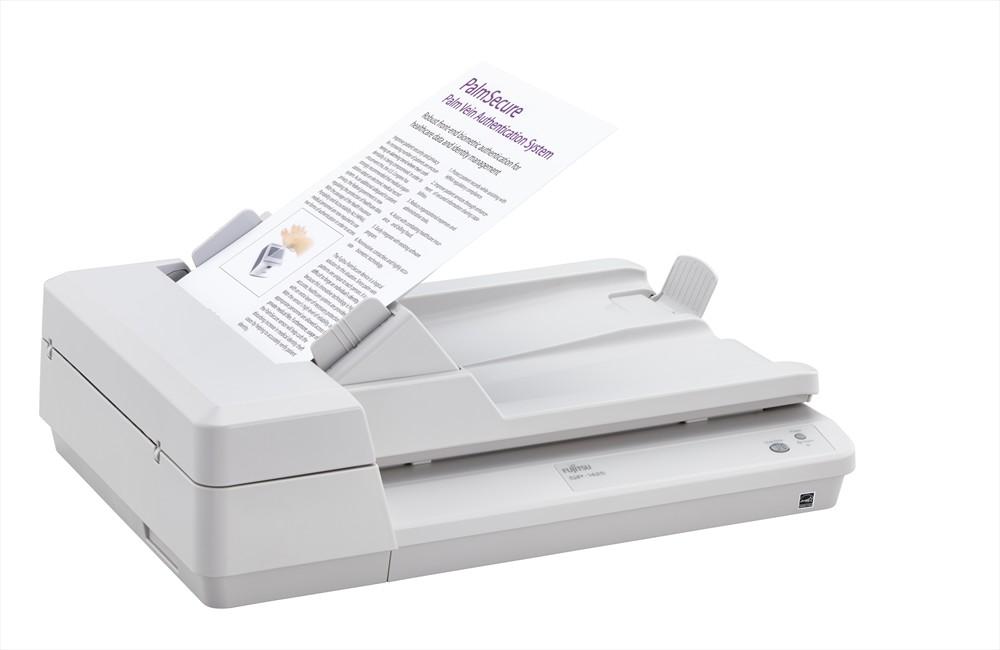 Fujitsu SP-1425 Flatbed Scanner Image 1
