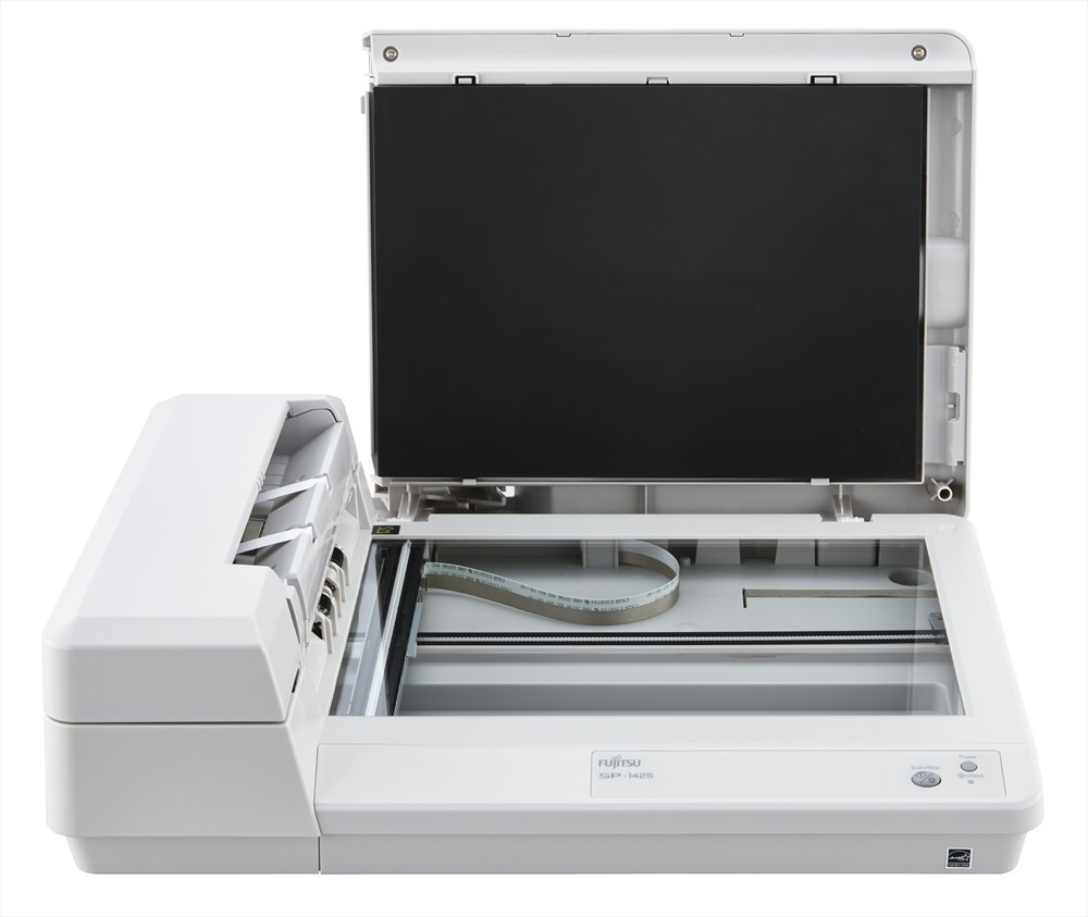 Fujitsu SP-1425 Flatbed Scanner Image  2