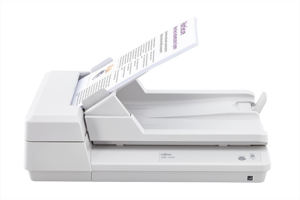 Fujitsu SP-1425 Flatbed Scanner Image 3