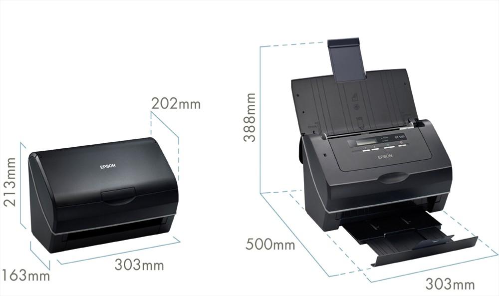 Epson GT-S85N Scanner 2