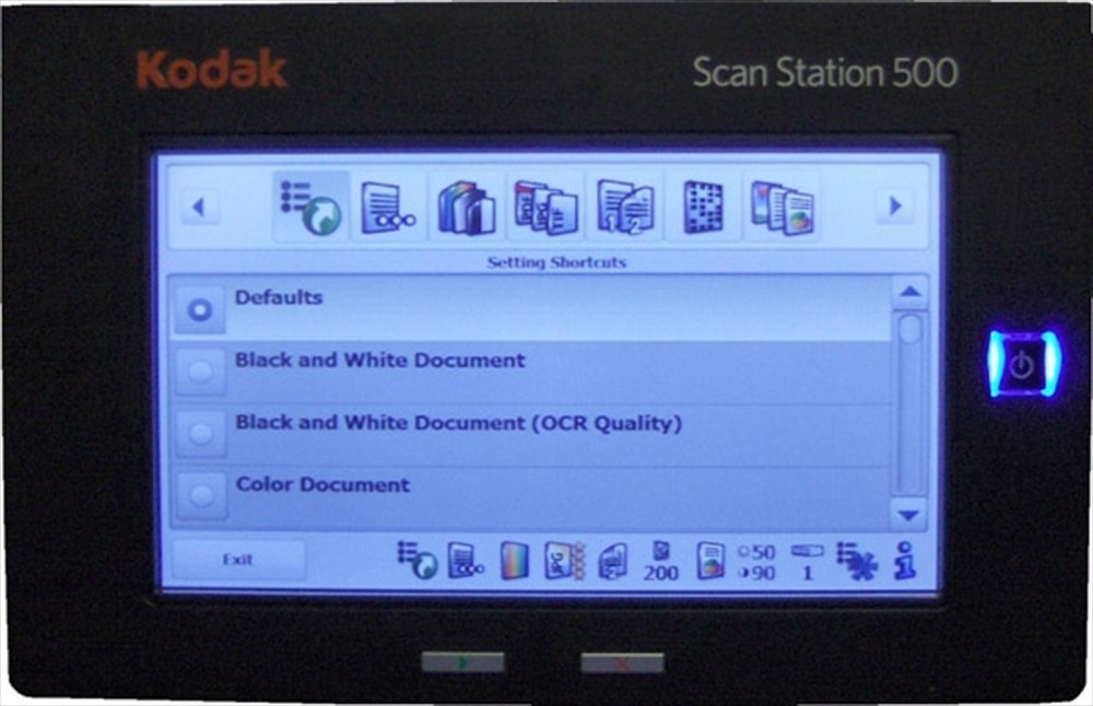Kodak ScanStation 500 Scanner