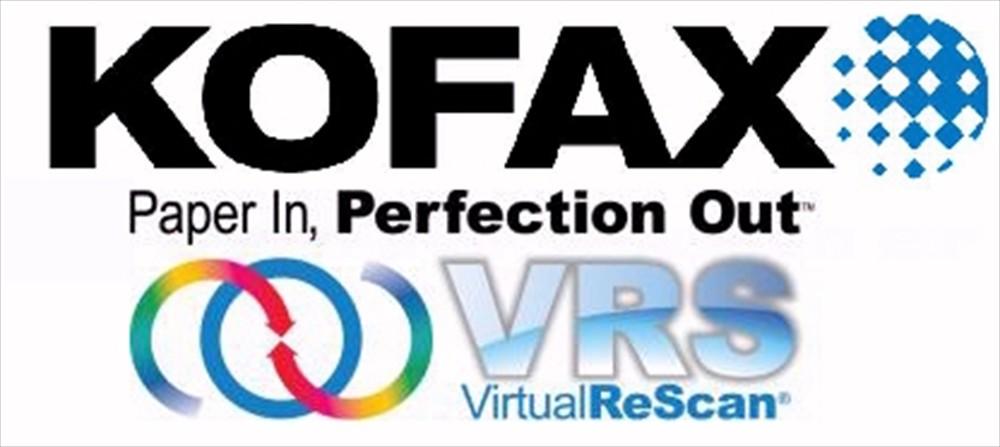 KoFax VRS Elite Production