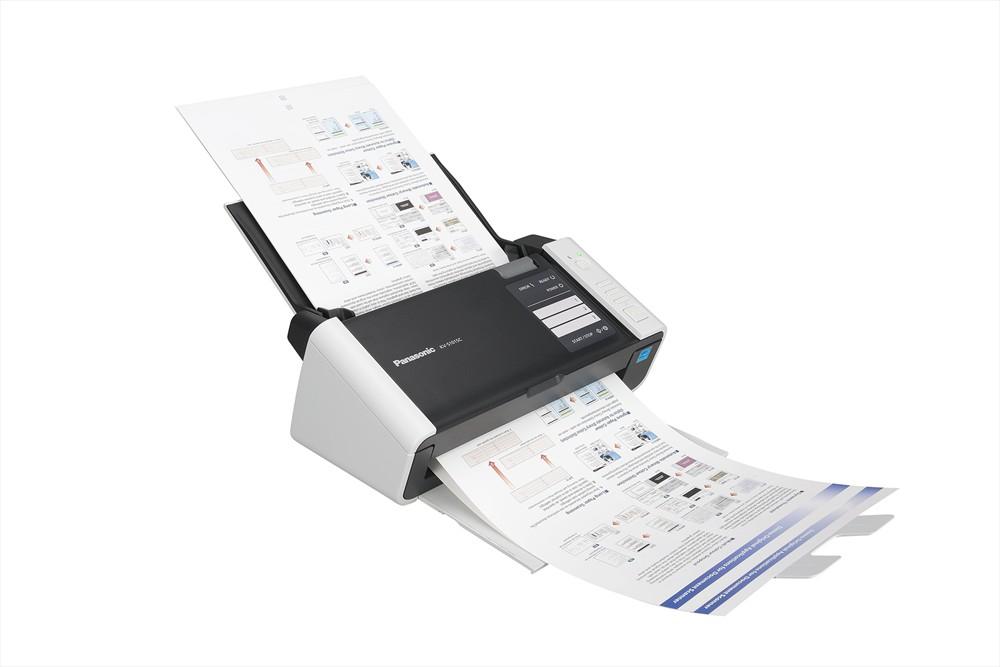 Panasonic KV-S1015C Scanner Image 2