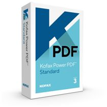 Kofax Power PDF Standard (Mac Compatible)